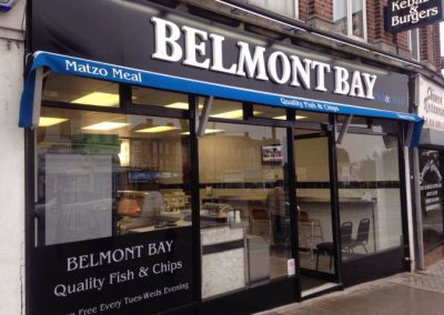 Belmont bay fish and chips