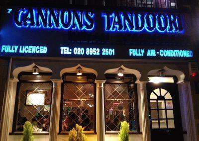 Cannons tandoori Stanmore