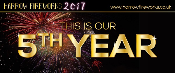 fireworks display side bar year