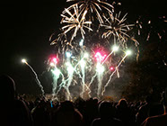 fireworks display image