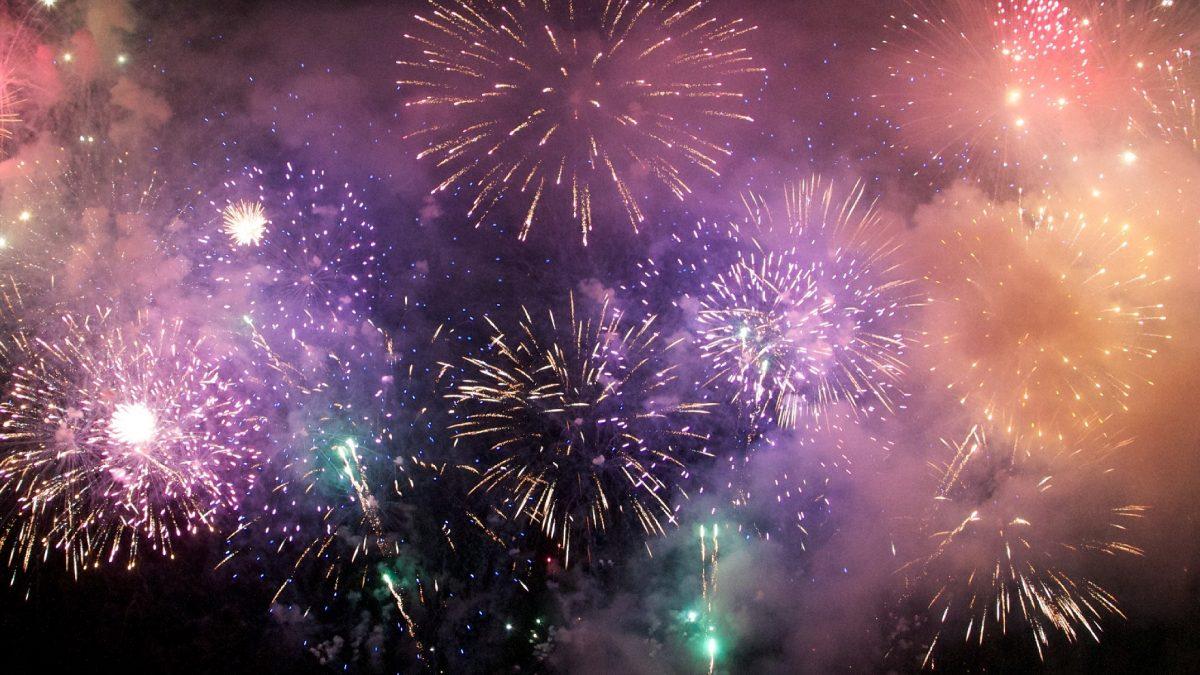 Harrow Fireworks blank