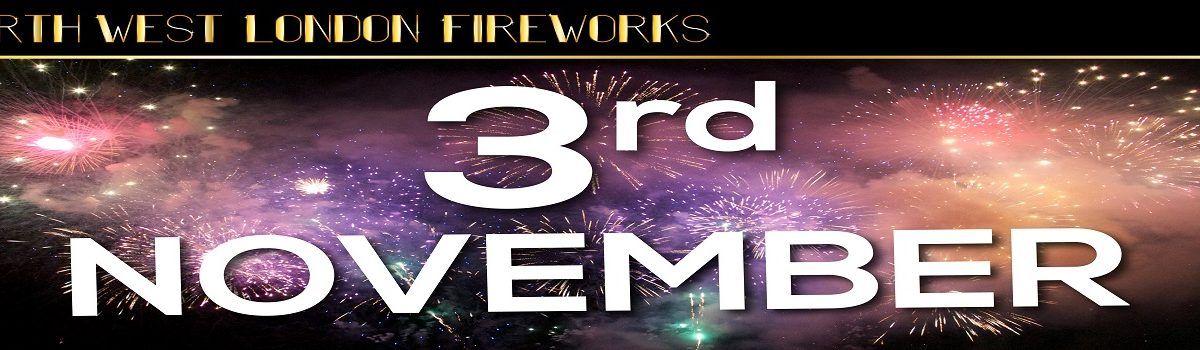 North West London_Fireworks_2018_Web Banner
