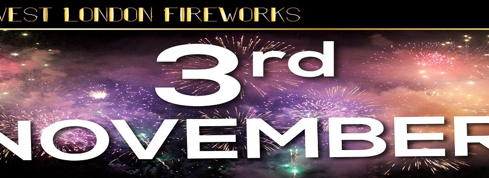 North West London_Fireworks_2018_Web Banner
