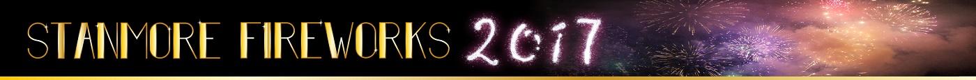 Stanmore Fireworks Display logo 2017