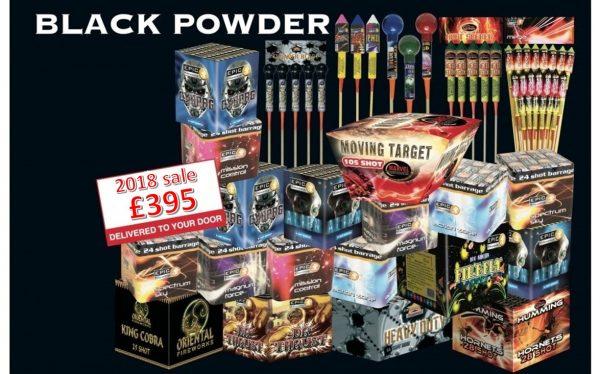 Black Powder pack edit
