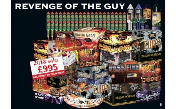 revenge of the guy firework pack